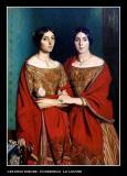 Les deux soeurs (1843) par Théodore CHASSERIAU