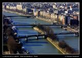 Ponts de mirabeau et de Grenelle