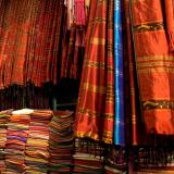 silks at Central market