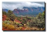 Rainy Day in Red Rock Country