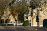 Nicolaaskerk en 'Armhuis'