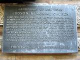 Judson Church New York Community Trust Marker