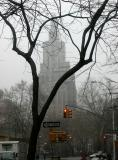 Foggy View from LaGuardia Place - Northern Horizon