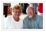 Linda and Dennis