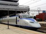 The Korean TGV or KTX