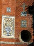 tiles, templo de san francisco