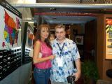 Kira Kener and me