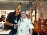 Bootsy and me