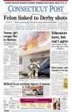 Connecticut Post (FRONT PAGE) 4/19/05