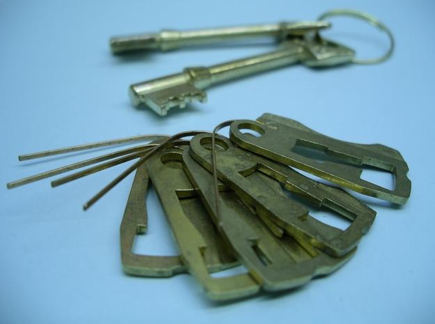 Chubb - Keys - Levers