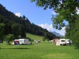 Kleinwalsertal - Camping Zwerwald