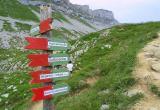 Kleinwalsertal 2002 Wanderung zum Hahnenköpfle & Gottesacker - 21.7.2002