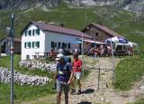 Kleinwalsertal - Widdersteinhütte