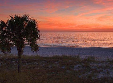 Mexico Beach, Florida Sunset 3335