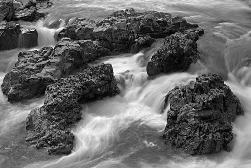 Rocks, River Etive