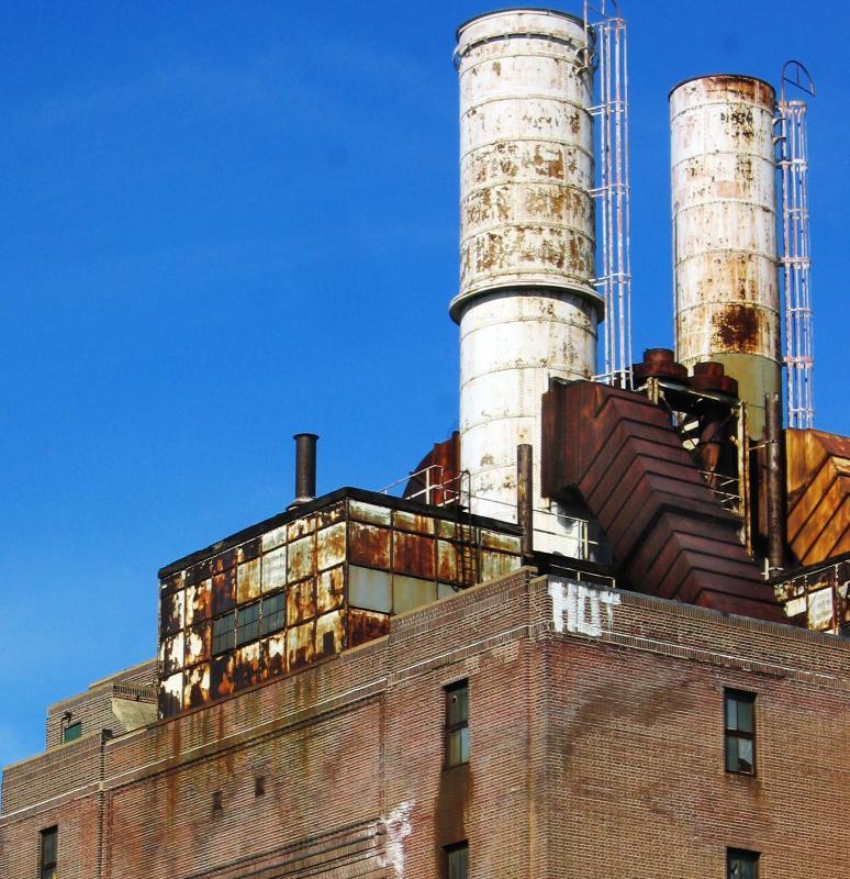 Willow St Steam Plant<br>1123crop