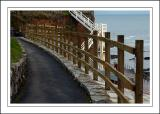Path and fence, Sidmouth