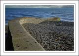 The groyne, Sidmouth