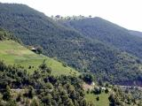 The road to Zlatograd