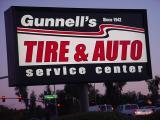 Gunnell's Tire & Auto  service center in Mesa