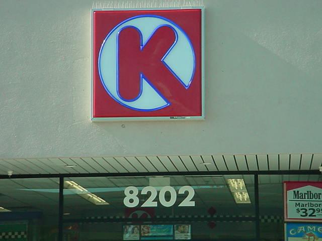 8202 Circle K store