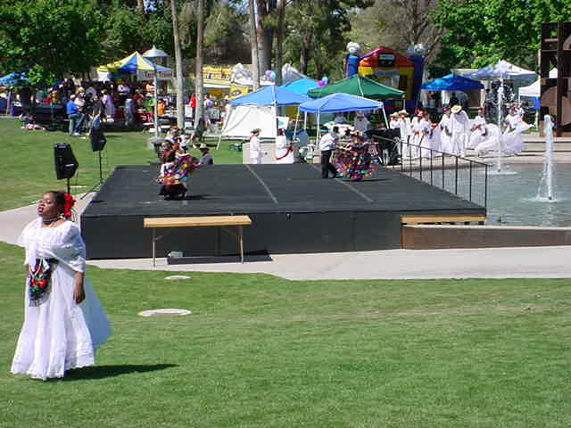Scottsdale Youth Fine <br>Arts Festival 2005
