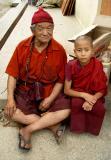 Zango Pelri Caretaker with Dechen-Phodrang Novice
