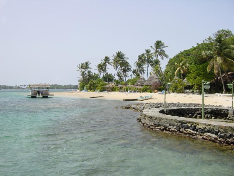 Young Islands Beach