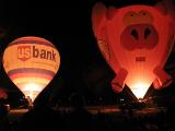 Night Balloon Glow