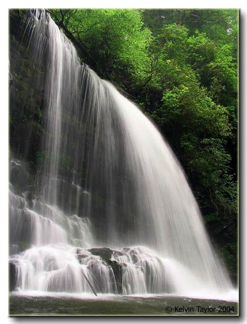 Lower Bearwallow Falls