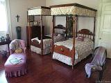 old furniture in the bedrooms