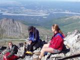 Matanuska Peak Turnaround Checkers