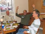 Thanksgiving Day Potluck at Dennis's Clubhouse