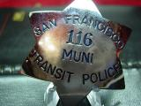 defunk badge used in the 1970's