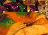 King Cake_New Orleans tradition