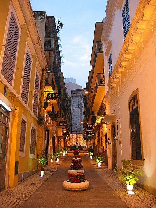 The Laywers Street