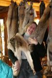 Women love furs (it would seem)