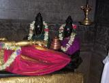 Pada Darshanam of Lord Ranganathar of Rangastala