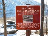 Jefferson Rock Winter