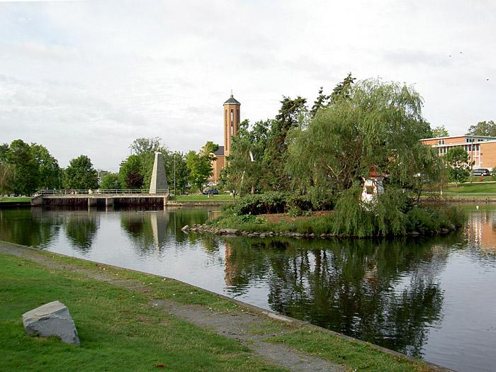 Sullivans Pond.