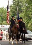 parade escort