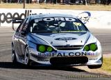 Australian V 8 Supercars Racing at Oran Park 28 July 2002