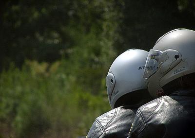 Aliens Or Bikers?