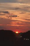 Sunset In La Grange
