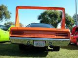 Plymouth Superbird  - Taken at the Lakewood Sheriffs benefit Car Show