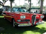 1958 Edsel Pacer Convertible - Click on photo for Much more info!