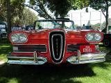 1958 Edsel Convertible - Taken at the Lakewood Sheriffs benefit Car Show