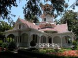 The Baldwin Cottage at the L.A. Arboretum