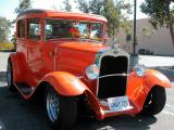 1930 Ford Model A  - Fuddruckers Sat. Night meet, Lakewood, CA