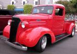 1937 Chevy Pickup - El Segundo CA Main Street Car Show